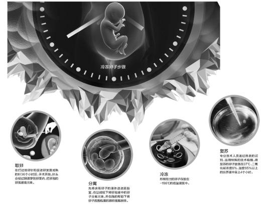 一次取卵21颗广州17岁女生卖卵险丧命女生梳发发型图片