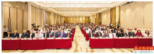 第一届粤港澳医学科技创新与成果转化高峰论坛在龙华区举行